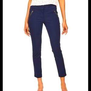 LOFT modern skinny pants size 8